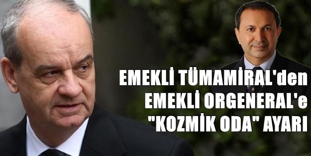 'KOZMİK ODANIN AÇILMASI FAHİŞ BİR HATADIR'
