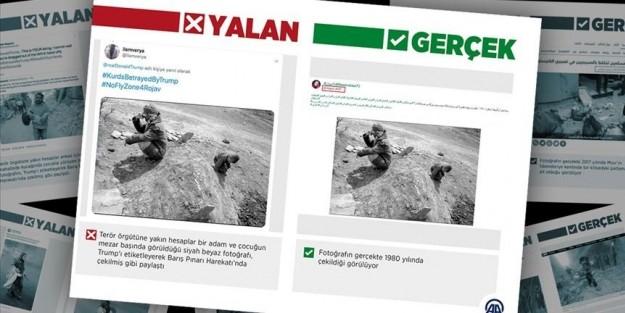 PKK'dan KİRLİ PROPAGANDA