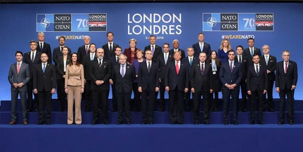 NATO LONDRA DEKLARASYONU YAYIMLANDI