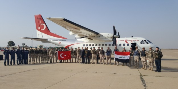 NATO IRAK MİSYONU'na 25 MSB PERSONELİ