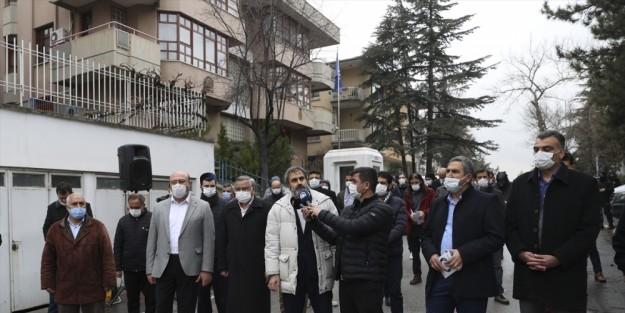 KOSOVA PROTESTO EDİLDİ