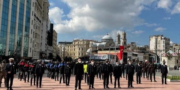 POLİS HAFTASI KUTLANDI