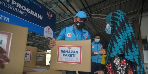MALEZYA#039;ya RAMAZAN KOLİSİ