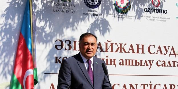 KAZAKİSTAN'da TİCARET EVİ