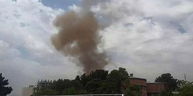 AFGANİSTAN'da FELAKET: 'PARLAMENTO BİNASINA BOMBALI SALDIRI'
