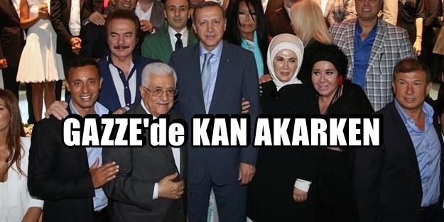 AKP'nin İFTARINA TEPKİ