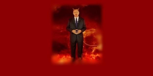 ALMAN DEVLET TV'SİNDEN ERDOĞAN İÇİN BİR MÜZİK