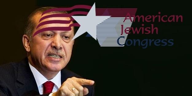 AMERİKAN YAHUDİ KONGRESİ ''CESARET'' ÖDÜLÜNÜ GERİ İSTEDİ