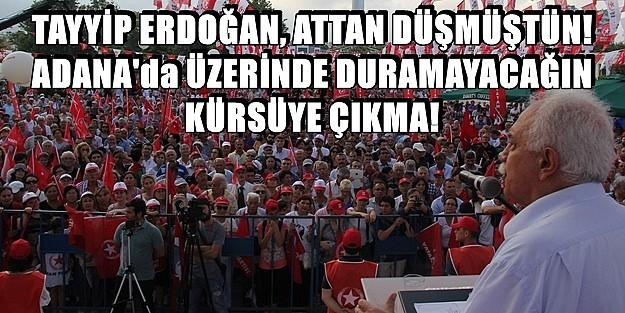 ANTALYA PERİNÇEK ve VATAN'la COŞTU!
