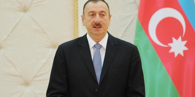 AZERBAYCAN CUMHURBAŞKANI ALİYEV TÜRKİYE'ye GELİYOR