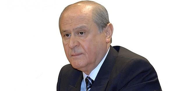 BAHÇELİ'DEN KOALİSYON FORMÜLLERİ