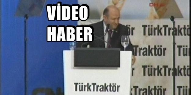 BAKAN FİKRİ IŞIK FENALAŞTI AMBULANS GELDİ