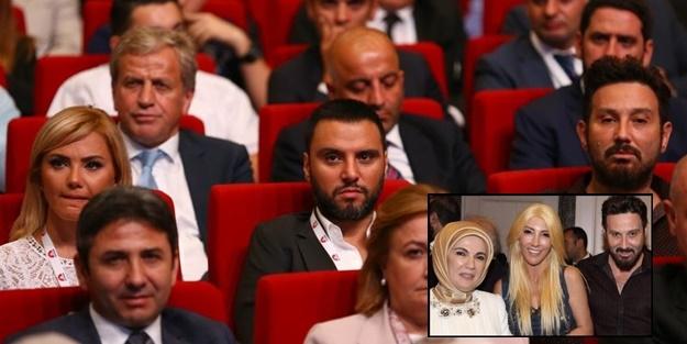 'BEN ÇAPULCU' DEDİ, KORUMALAR DIŞARI ÇIKARTTI