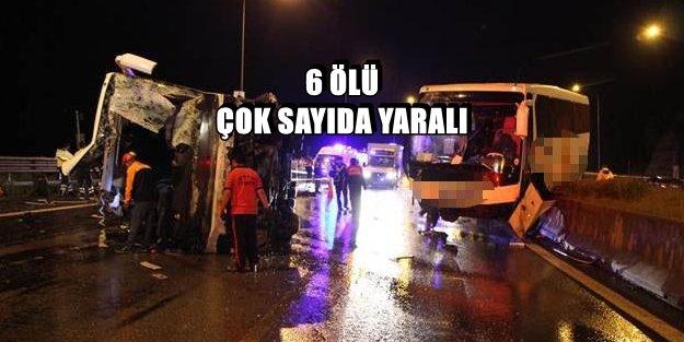 BOLU DAĞI'nda BAYRAM FELAKETİ!