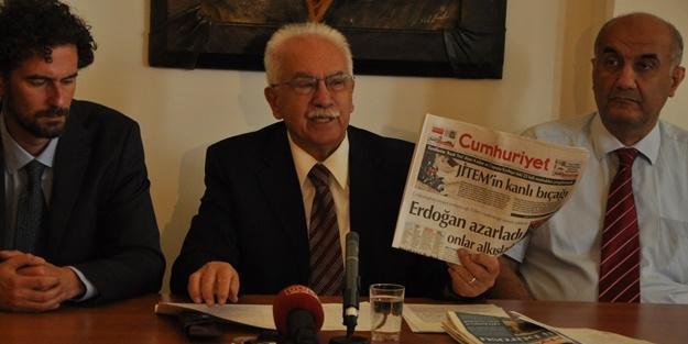 'BÖLÜCÜ ORTAKLAR ALB. ATİLLA UĞUR'U HEDEF ALIYORLAR'