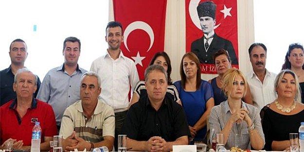 CHP ANTALYA'DA TOPLU İSTİFA
