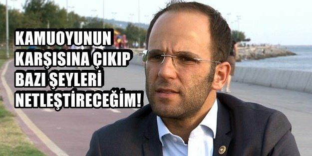 CHP'de İLK İSYAN FAİK TUNAY'dan!