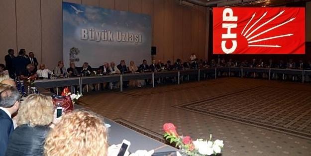 CHP'de 'BÜYÜK UZLAŞI' ÇABASI