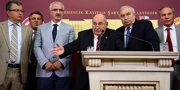 CHP'Lİ ESKİ VEKİLLERDEN DE MANİFESTO