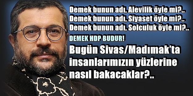 DEMEK HDP BUDUR!