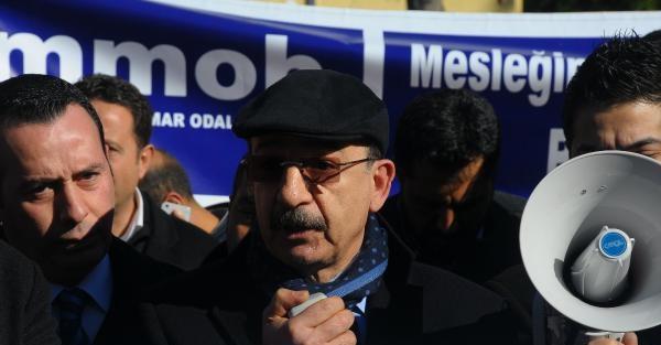 GAZİANTEP STK'lardan 'TORBA YASA'ya SİYAH ÇELENK