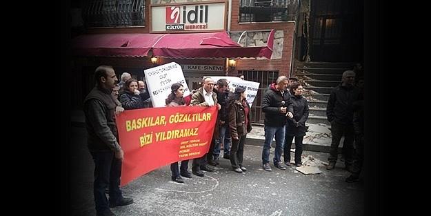'GRUP YORUM' YİNE GÖZALTI'nda..!