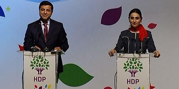 HDP'nin SEÇİM VAATLERİ AÇIKLANDI