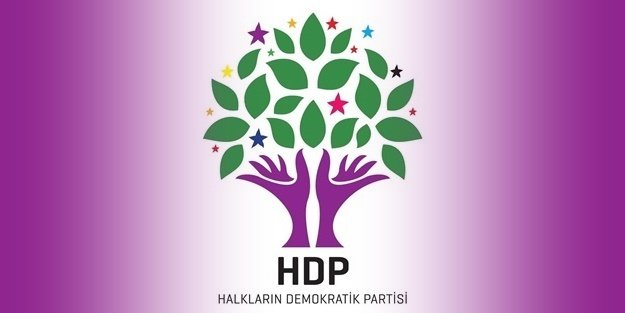HDP'Lİ YÖNETİCİNİN BOĞAZINI KESTİLER