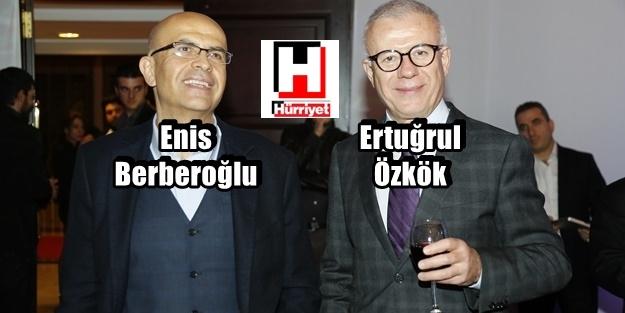 HÜRRİYET'TE DEPREM!