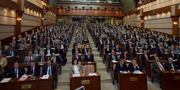 İBB MECLİSİ'nde 'ENSAR VAKFI TARTIŞMASI'
