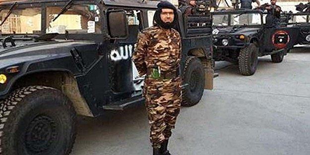 IŞİD'İN O KOMUTANI ÖLDÜRÜLDÜ