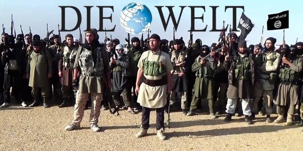 IŞİD'İN TÜRK BİRLİĞİ