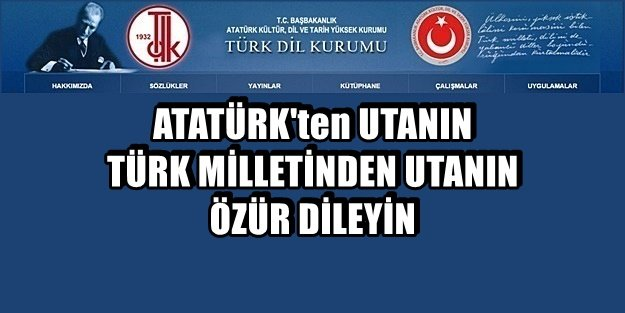 İSMİNİN BAŞINDA 'TÜRK' KELİMESİ OLAN KURUMUN YEDİĞİ HALTA BAKIN!