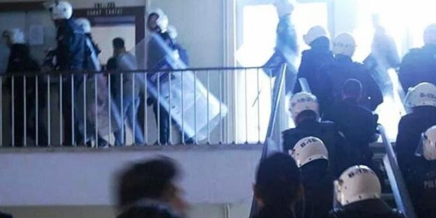 İSTANBUL ÜNİVERSİTESİ'NDE IŞİD OPERASYONU