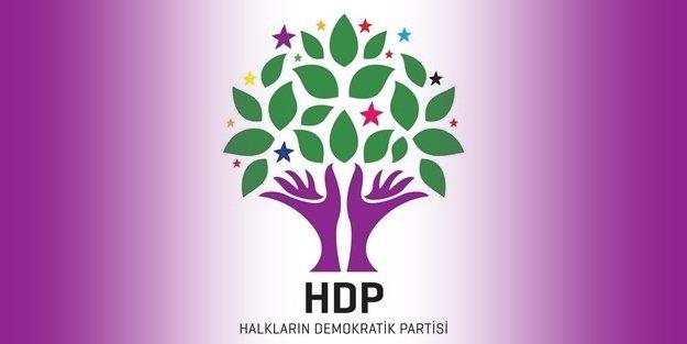 İŞTE HDP'nin ADAY LİSTESİ