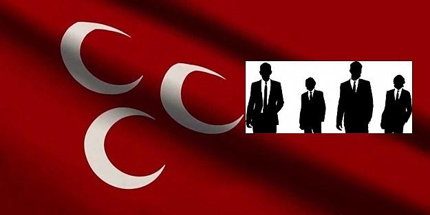 İŞTE MHP'nin BAŞVURULARINI İADE ETTİĞİ 4 ADAY ADAYI!