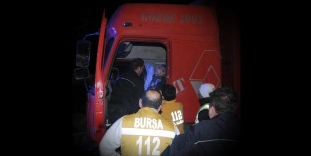 KALP KRİZİ GEÇİREN ŞOFÖR 112'yi ARAYACAKTI AMA...