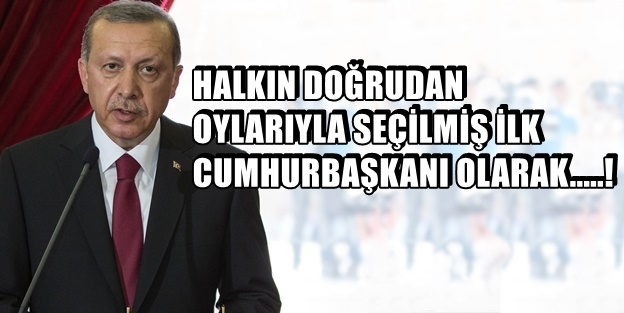 KENDİSİNİ ATATÜRK'LE KIYASLIYOR!