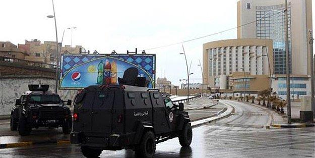 LİBYA'da TÜRKLERİN KALDIĞI OTELE IŞİD BASKINI: 'ÖLÜLER VAR'