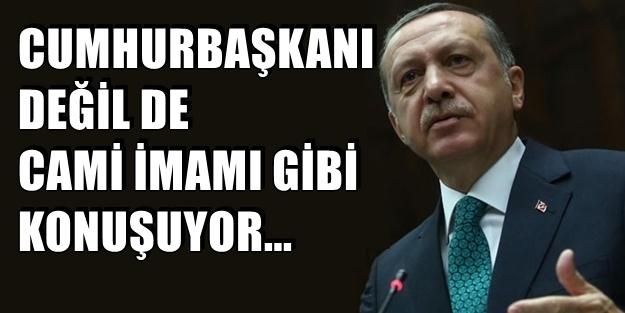 MUHARREM AŞI VERDİ, İMAM EDASIYLA KONUŞTU!