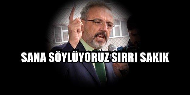 OKURLARIMIZDAN ÖZÜR DİLEYEREK: 'TERBİYESİZ HERİF!'