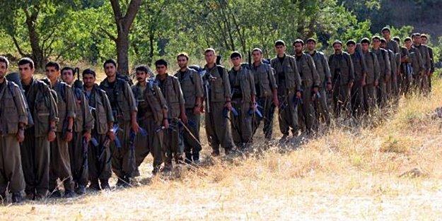 PKK, SİLAHLI BİRLİKLERİNİ TÜRKİYE'YE GERİ GÖNDERDİ