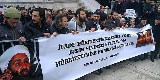 'SINIRSIZ EYLEM YAPMA HÜRRİYETİMİZE HAZIRLANIN'
