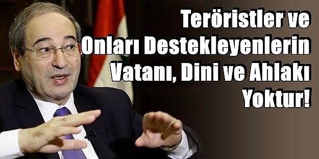 SURİYE'den AĞIR TEPKİ!