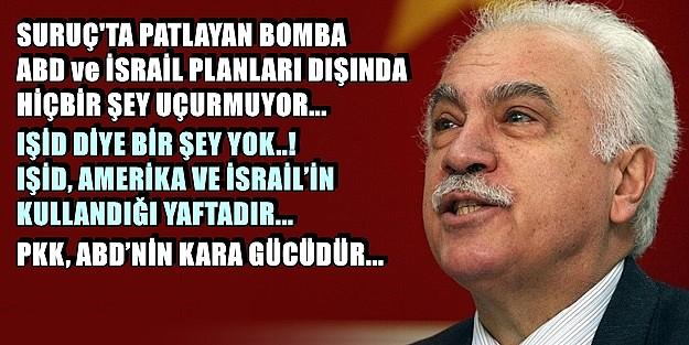 SURİYE ile İŞBİRLİĞİ YAPALIM, TÜRKİYE'de BOMBALAR PATLAMAZ!