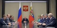 RUSYA, PARLAMENTOSUNUN ONAYIYLA SURİYE#039;de İLK OPERASYONUNU YAPTI