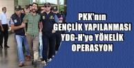 ANTALYA#039;da PKK OPERASYONU: #039;11 TUTUKLAMA#039;