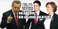 ANNESİNİ ÇİĞNEDİ, ERDOĞAN#039;la GÖRÜŞTÜ, NELER DEDİ NELER!