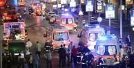 ATATÜRK HAVALİMANI#039;nda CANLI BOMBA PATLADI