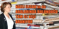 NAZLI ILICAK KAZAN-KEPÇE ARANIYOR